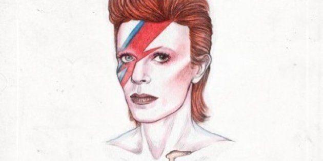 69 anos de David Bowie: Este GIF é a melhor homenagem ao 'Camaleão do