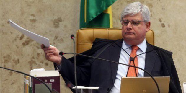 Dilma reconduz Janot ao cargo de procurador-geral, anuncia