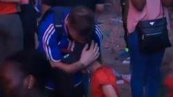 Muito fofo! Menino português explica o abraço que foi símbolo da