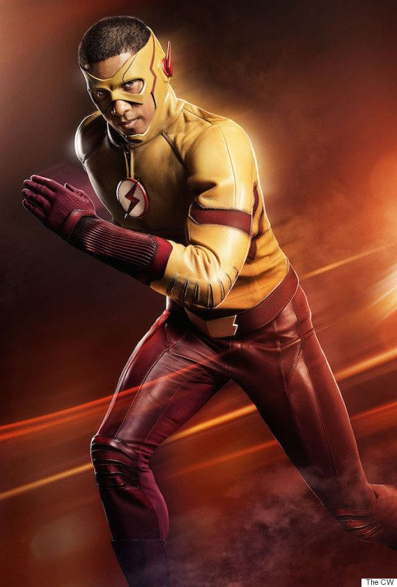 'The Flash': Kid Flash é o super-herói negro que nós