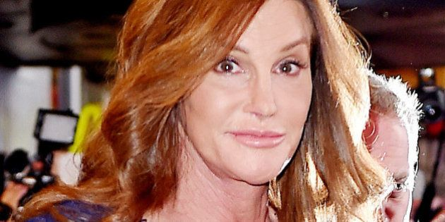 NEW YORK, NY - JUNE 30: Caitlyn Jenner is seen on June 30, 2015 in New York City. (Photo by NCP/Star...