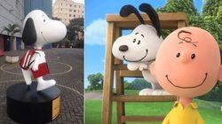Estes são os lugares em que você poderá encontrar estátuas do Snoopy em SP neste
