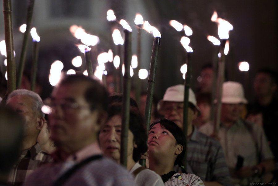 Japão lembra os 70 anos do ataque nuclear contra Nagasaki