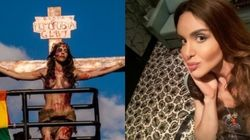 ASSISTA: Transexual 'crucificada' na Parada Gay denuncia ter sido vítima de