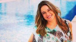 VRÁÁÁ! Fernanda Gentil rebate hater sem descer do salto -- mais uma