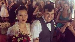 FOTOS: Jiang casou! E os colegas do MasterChef estavam