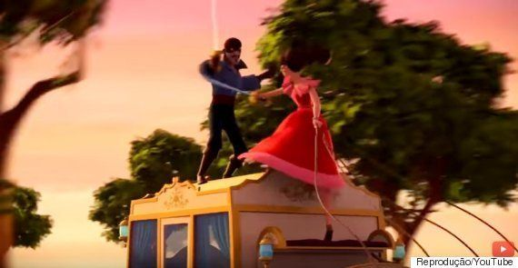 Disney divulgou o primeiro trailer de Elena de Avalor, a primeira princesa latina da marca