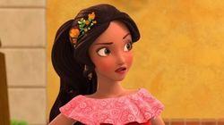 Forte, esperta e justiceira! Disney divulgou o trailer de Elena de Avalor, a 1ª princesa latina da