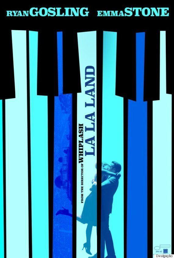 'La La Land': Emma Stone e Ryan Gosling vão roubar seu coração com o charmoso trailer
