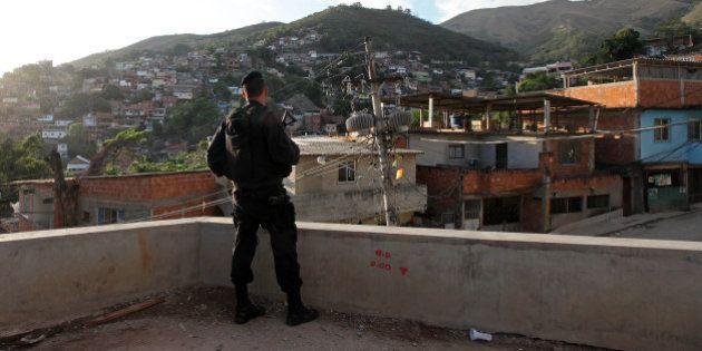 Tráfico expulsa UPP de dois morros na zona norte do Rio de