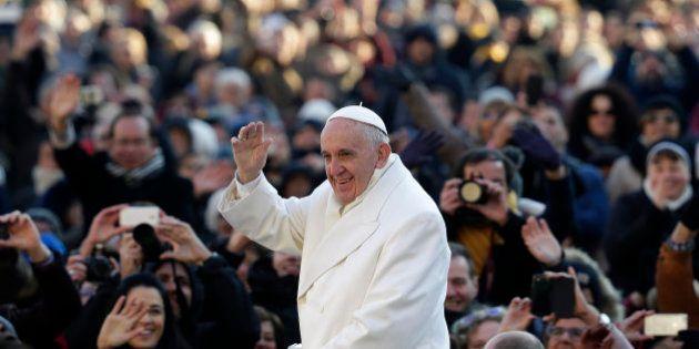 Papa Francisco pede mais compaixão da Igreja em novo
