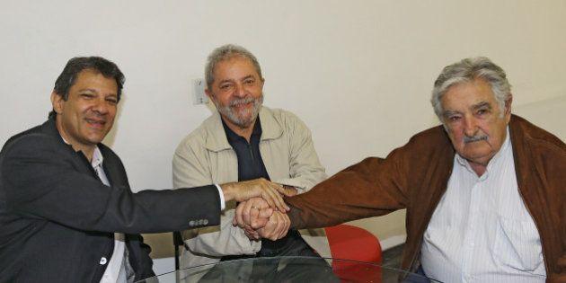 Reeleição de Fernando Haddad é tida como prioritária pelo PT para o seu próprio