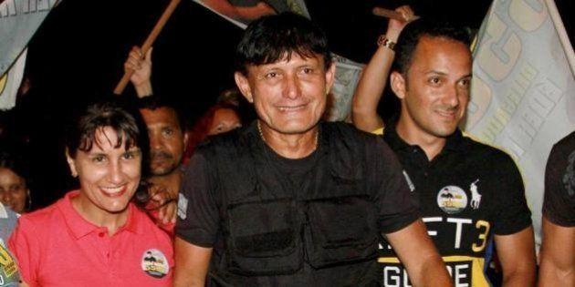 Integrante da Bancada da Bala, deputado Éder Mauro é alvo de inquérito do STF pelo crime de