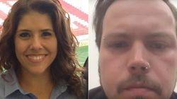 Repórter de TV e marido são agredidos por taxistas quando entravam em carro do