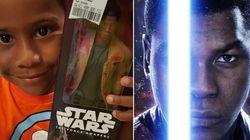 Ator de 'Star Wars' manda uma mensagem inspiradora para este