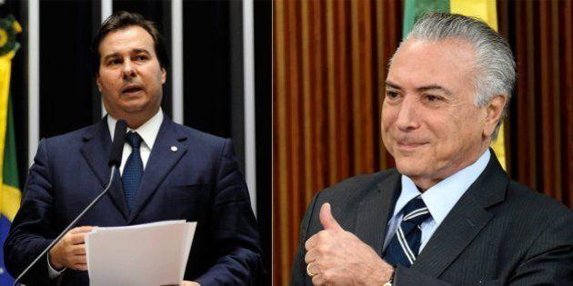 Com empurrão do Planalto, DEM retorna à presidência da Câmara após 13