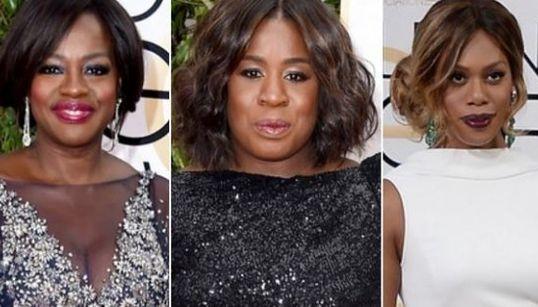 A beleza das mulheres negras no red carpet do Globo de