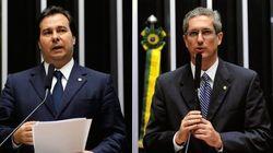 Rodrigo Maia e Rogério Rosso disputarão 2º turno de eleição para presidente da