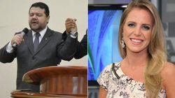 ASSISTA: Deputado do PR ligado à Universal ataca jornalista com mensagem