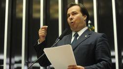 Novo presidente da Câmara elogia Eduardo Cunha e agradece a esquerda pela