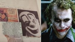 ASSISTA: Pai de Heath Ledger mostra trechos do 'diário do