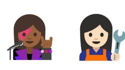 É a vez delas! Google vai desenvolver novos emojis de mulheres em várias