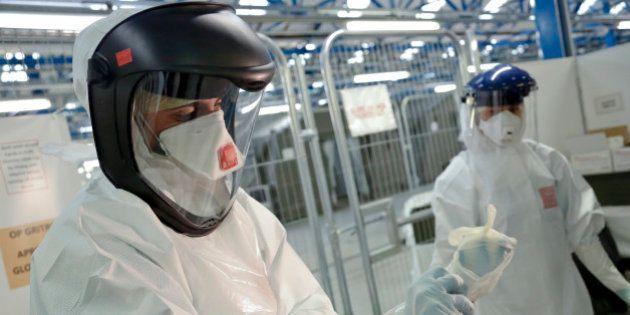 China vai produzir vacina contra o Ebola em grande