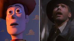 Uau! Vídeo emocionante mostra homenagens da Pixar a clássicos do