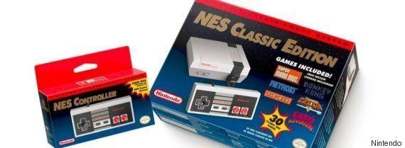 NES, icônico videogame da Nintendo, volta às lojas neste