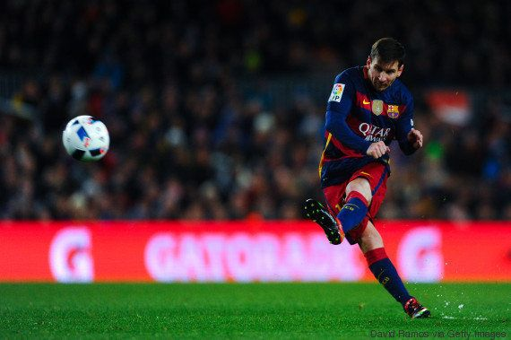 Cinco vezes Messi. Astro argentino é a prova que o menino calado e deslocado pode ser um