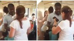 Racista, eu?! Ela acusou um jovem negro de roubar seu celular. E achou o aparelho na