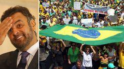 PSDB quer pegar carona nos protestos para fazer campanha de