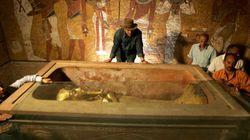 Tumba de Tutancâmon pode esconder 'câmaras