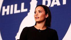 Você deveria prestar atenção no discurso de Demi Lovato sobre saúde