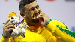 Brasil chega a 101 medalhas e lidera Parapan de Toronto com