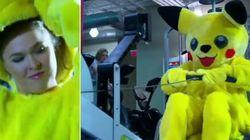 ASSISTA: Ronda Rousey se veste de Pikachu em divertido vídeo da