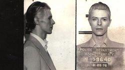O dia que David Bowie foi preso por posse de maconha no interior de Nova