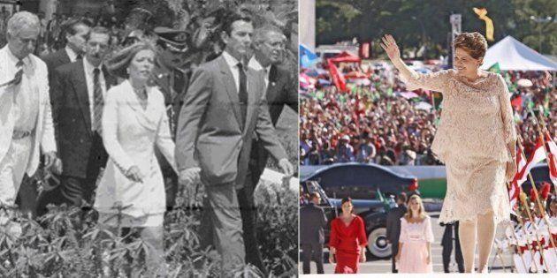 O Brasil reencontra o impeachment 24 anos
