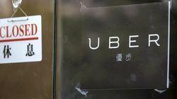 Cinco motoristas do Uber são presos em Hong