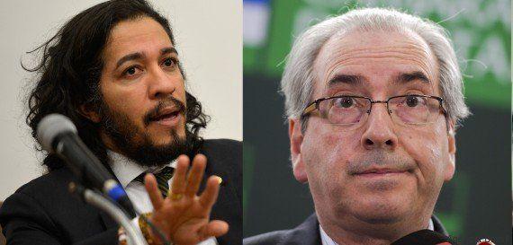Jean Wyllys pede que STF proíba voto de Cunha no processo do impeachment, aponta