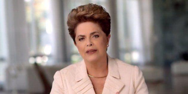 Dilma: 'A denúncia contra mim no Congresso Nacional não passa da maior fraude jurídica e política da...