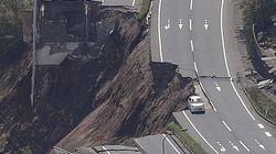 Terremotos no Japão deixam dezenas de mortos e chuva deve complicar