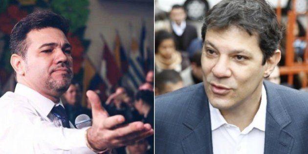 Datafolha: Rejeição de Haddad supera a de Marco Feliciano; Celso Russomano lidera disputa por