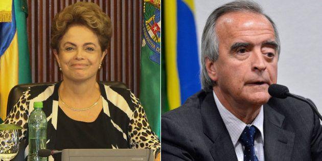 Cerveró cita Dilma e Planalto já teme influência da Lava Jato no