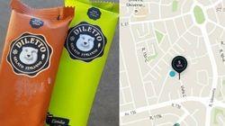 Uber está distribuindo picolés DE GRAÇA nesta sexta em 10 cidades