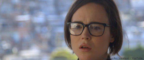 Em série de documentários, Ellen Page entrevista policial do Rio que diz matar gays: 'É