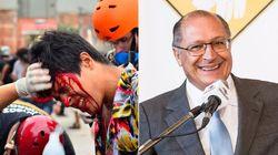 'Alckmin rasgou a Constituição', diz membro da OAB após violência da PM em