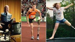 'Superhumanos' da vida real: Comercial celebra talentos extraordinários de deficientes