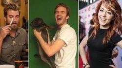Os 10 'YouTubers' mais bem pagos do mundo, segundo a
