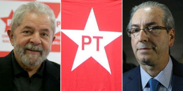Apoio à cassação de Cunha gera racha no